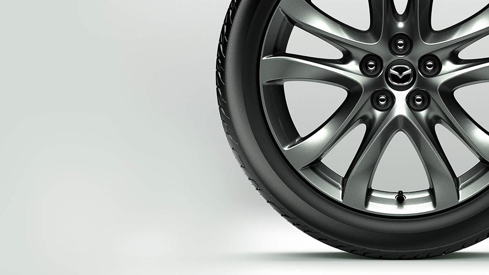 2017 Mazda6 Wheel