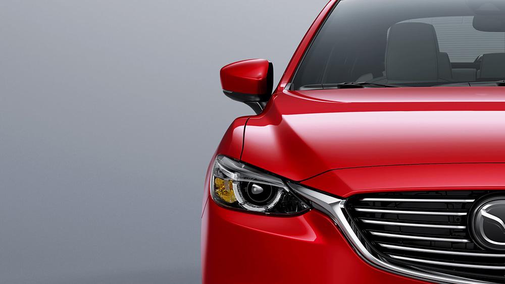 2017 Mazda6 Red