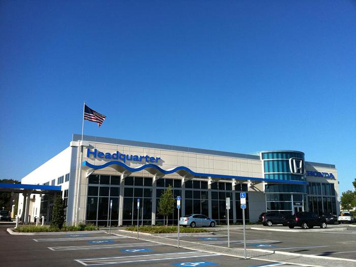 Headquarter Honda Dealership