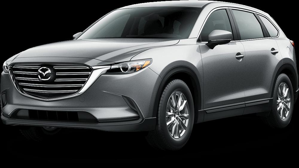 2016 Mazda CX-9 Gray