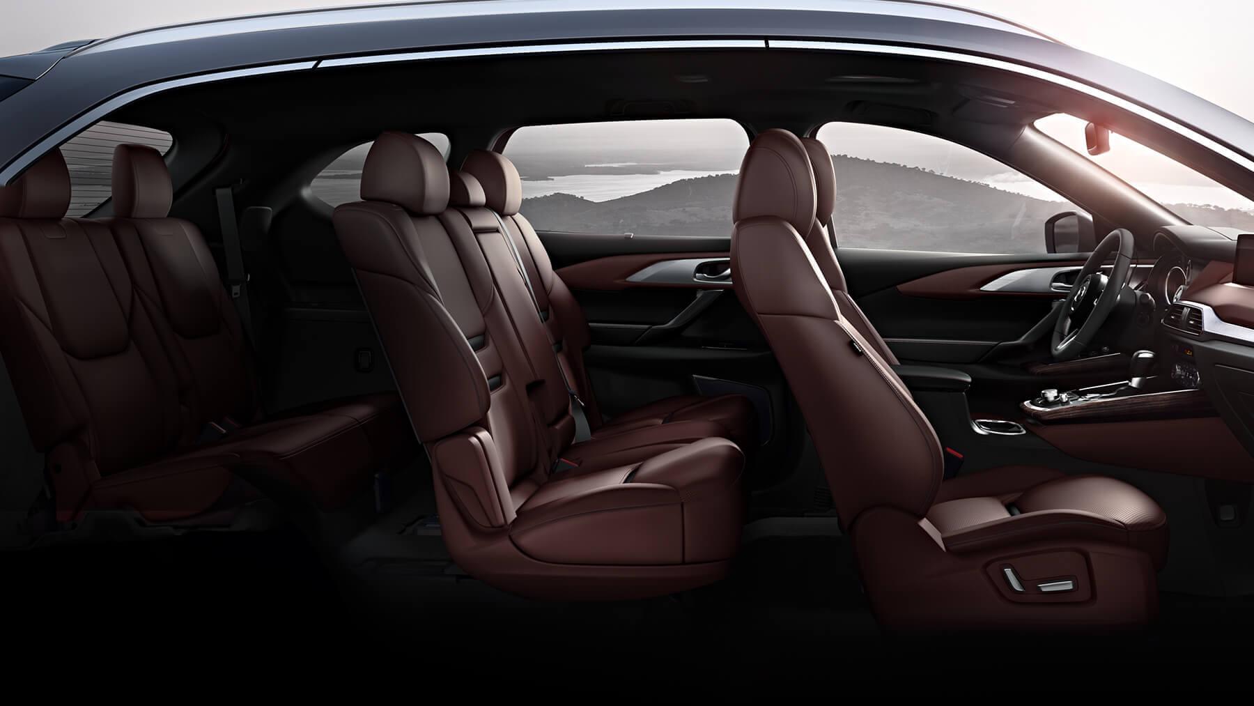 2017 Mazda CX-9 Seats