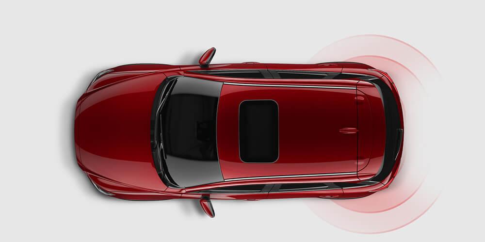 2017 Mazda CX-9 Alert