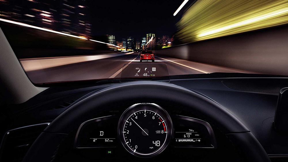 2017 Mazda3 View