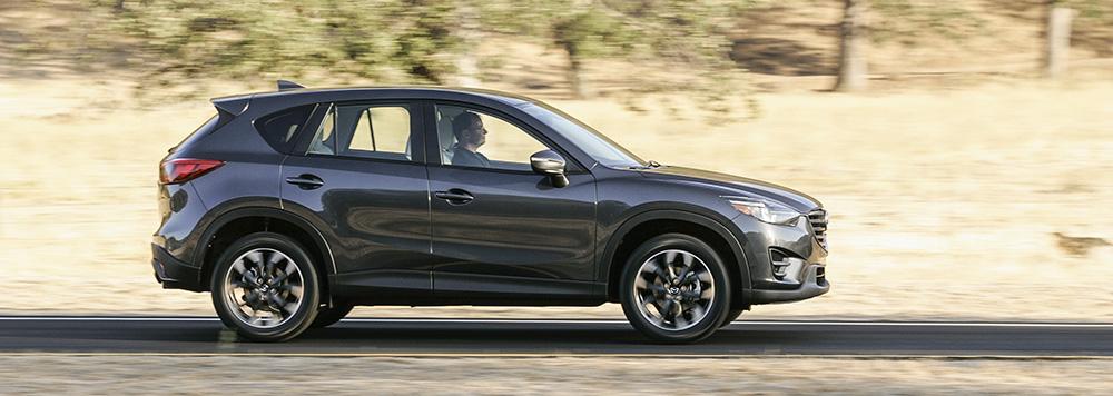 2016 Mazda CX-5 Side