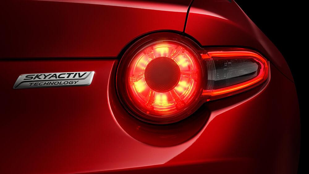 2016 Mazda MX-5 Miata Taillight