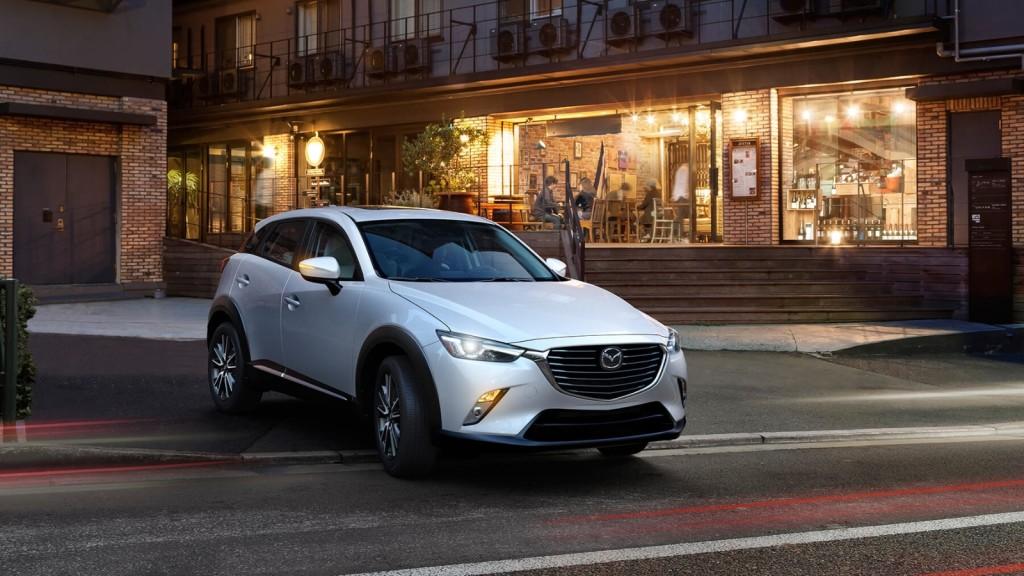 2017 Mazda Cx3 Reviews