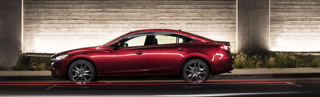 2017 Mazda6 Side