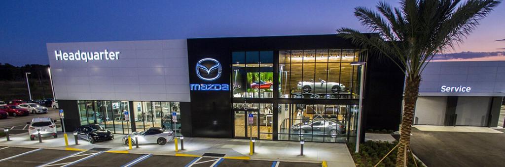 Headquarter Mazda Exterior