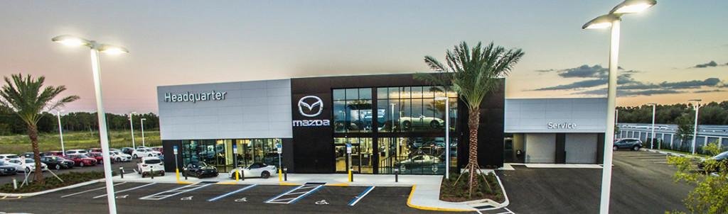 Headquarters Mazda Exterior