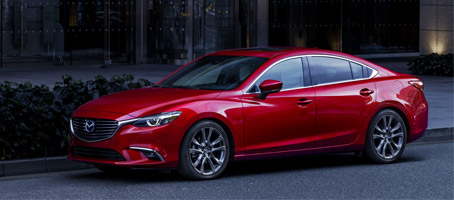 2017 Mazda6 Touring in Clermont FL