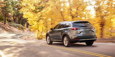 Used Mazda CX-9 Competitive Overview in Clermont FL