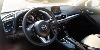 Used Mazda Mazda3 Competitive Overview in Clermont FL