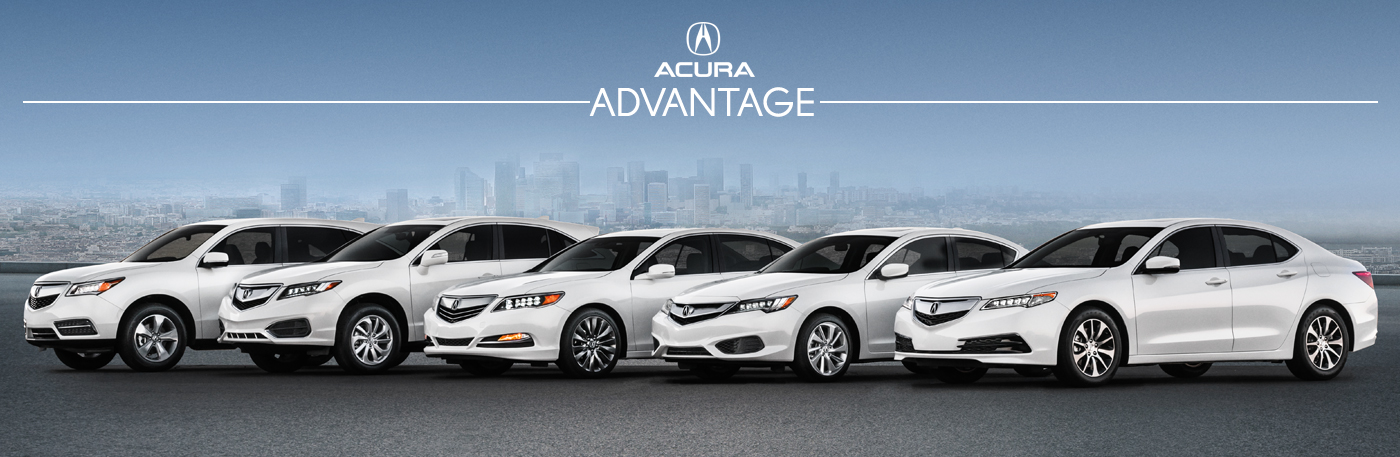 Houston Acura Advantage Leasing Program