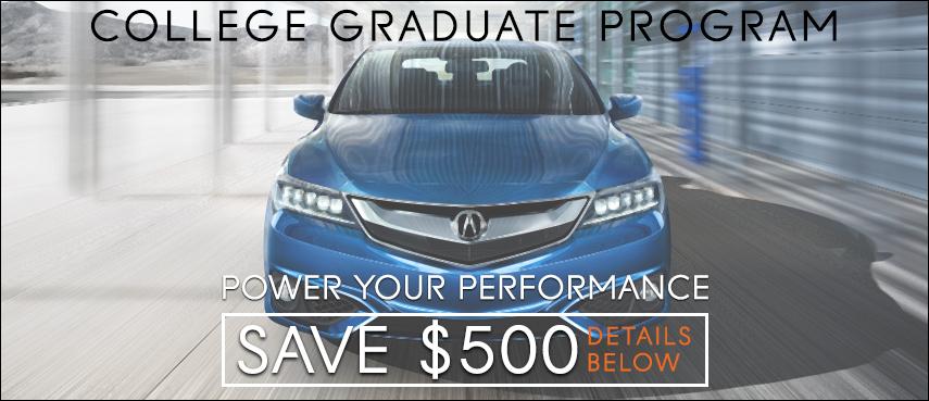 Acura College Graduate Program Houston Acura Dealers - Houston acura dealerships