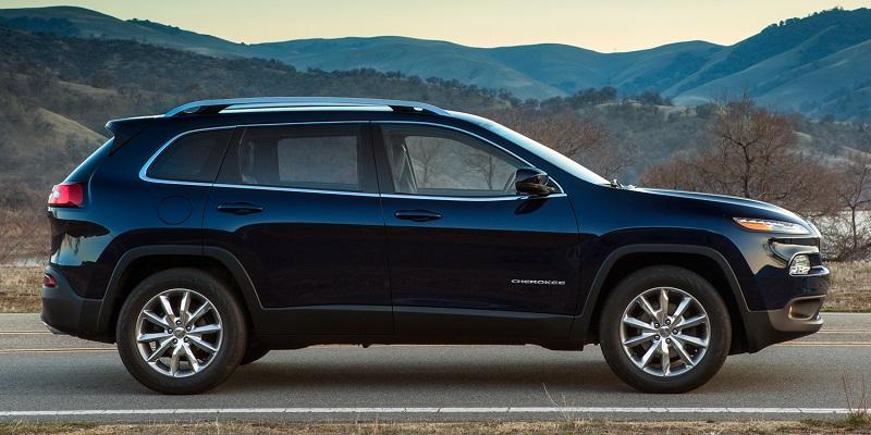 New 2014 Cherokee