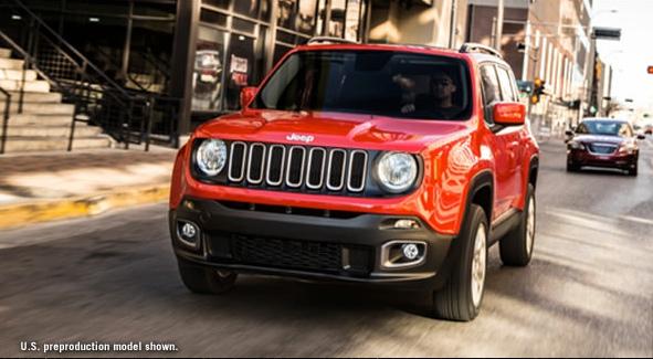 Jeep Renegade 2