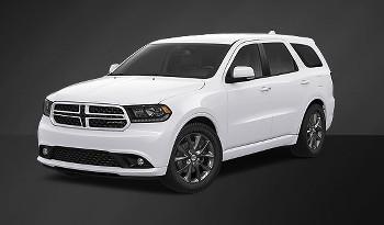 2014 Dodge Durango Gray