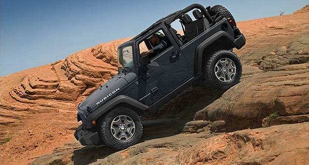 2015 Jeep Wrangler Capability