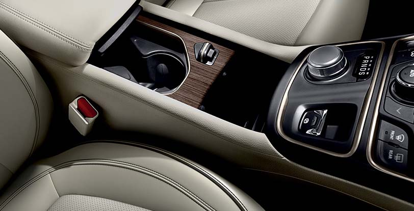 2017 Chrysler 200 Interior
