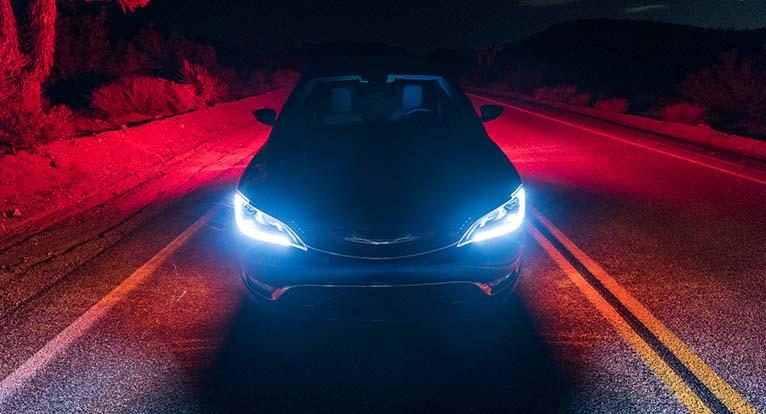 2017 Chrysler 200 Headlights