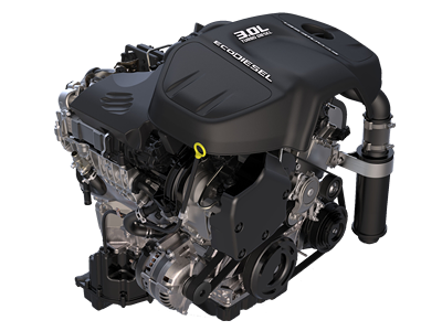 2015 Grand Cherokee 3.0L EcoDiesel V6 Engine 2