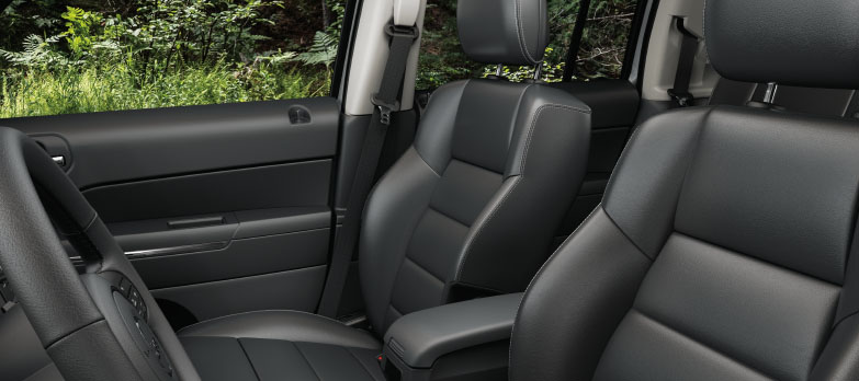 2017 Jeep Patriot Seats