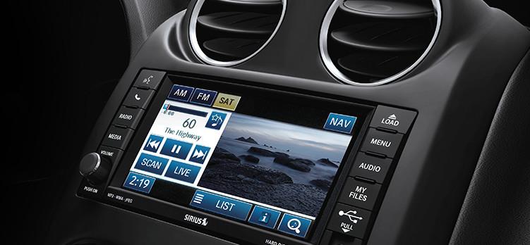 2017 Jeep Compass Touchscreen