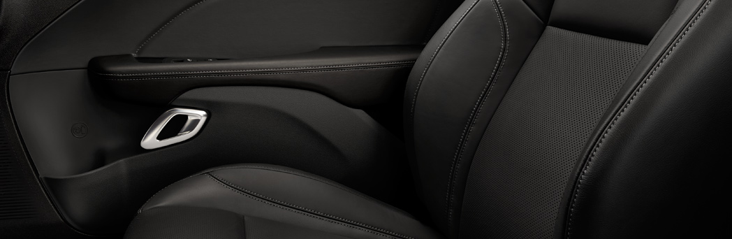 2016 Dodge Challenger comfortable interior