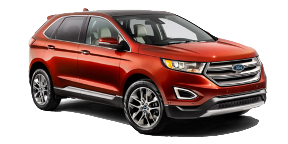 2016 Ford Edge bright exterior