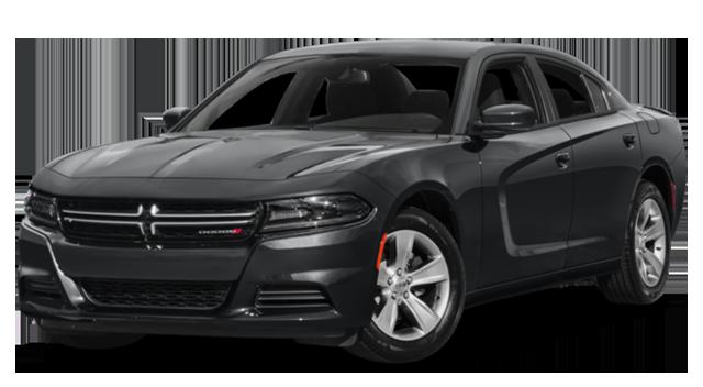 2016 Dodge Charger Black