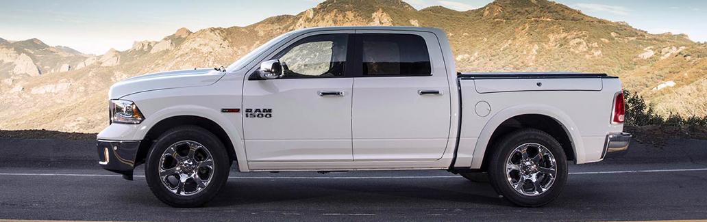 2016 Ram 1500 white