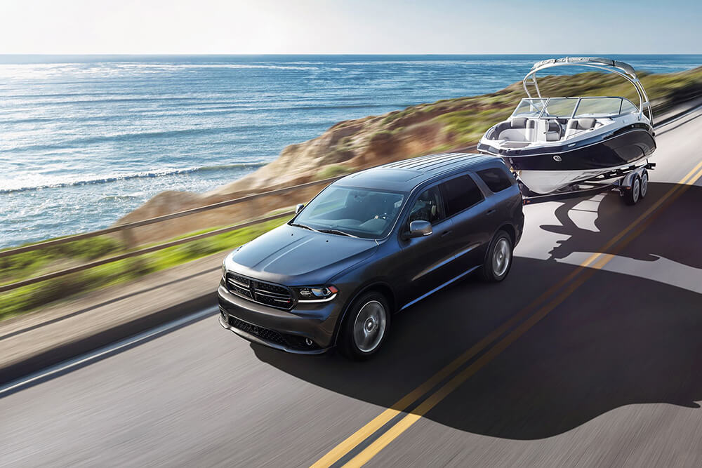 2016 Dodge Durango Towing