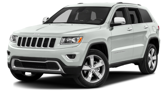 2016 Jeep Grand Cherokee White
