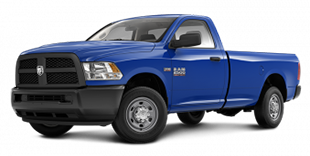 2016 Ram 2500 blue
