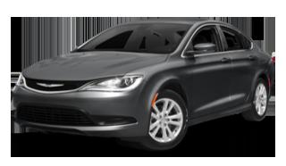 2016 Chrysler 200 Gray