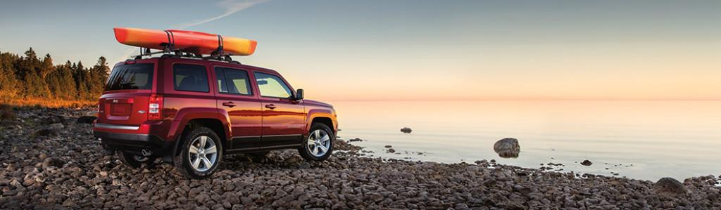 2016 Jeep Patriot Seaside