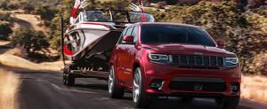2017 Jeep Grand Cherokee Power