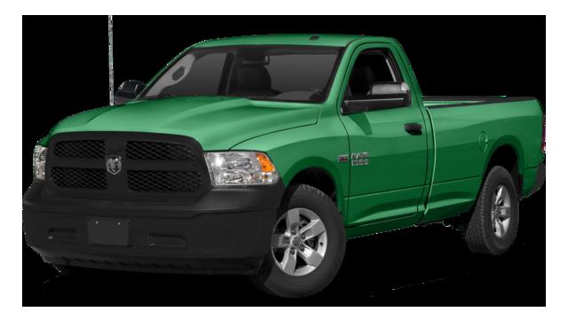 2016 Ram 1500 Green