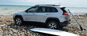 2017 Jeep Cherokee Beach