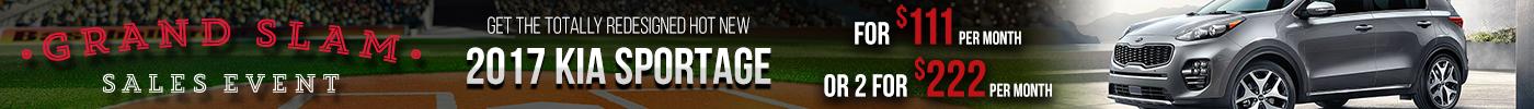 Grand Slam Sportage