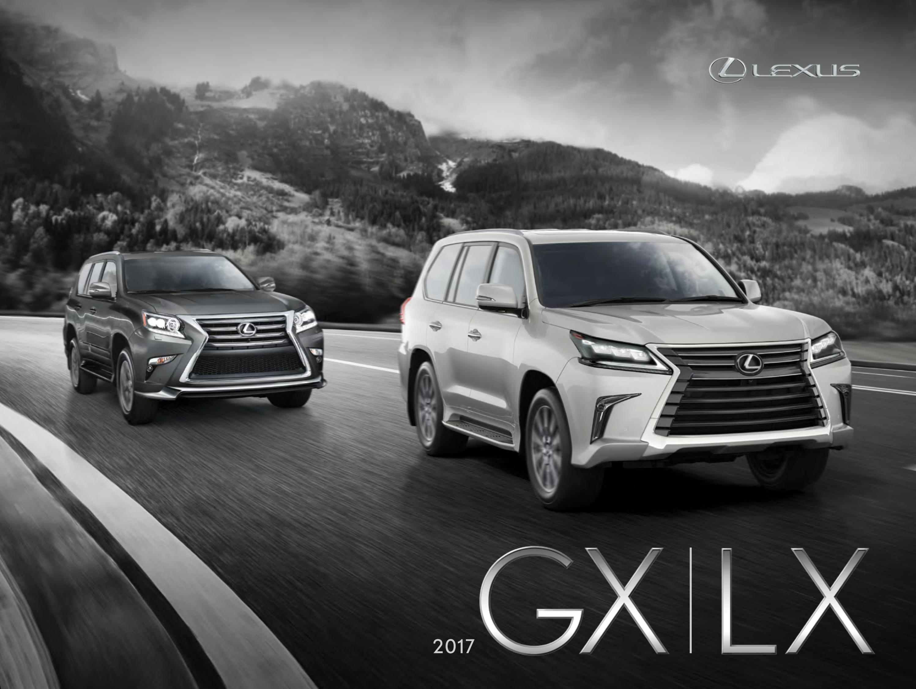 Lexus Vehicle Brochures