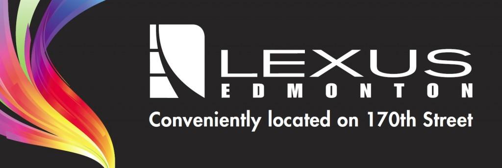Edmonton Pride Festival 2015 Lexus of Edmonton is a Proud Sponsor