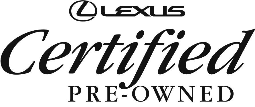 Lexus Certified Pre Owned At Lexus Of Edmonton, Alberta