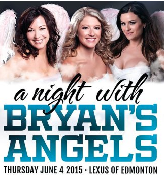 Bryan's Angels Event Hosted at Lexus of Edmonton, AB