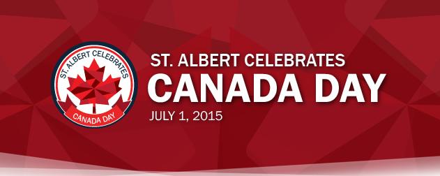 St. Albert Canada Day Sponsored by Lexus of Edmonton