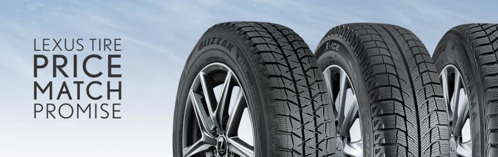 Lexus Winter Tires Edmonton and Tire Price Match