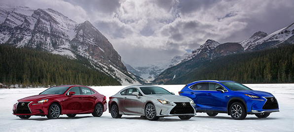 Winterize your Car at Lexus of Edmonton
