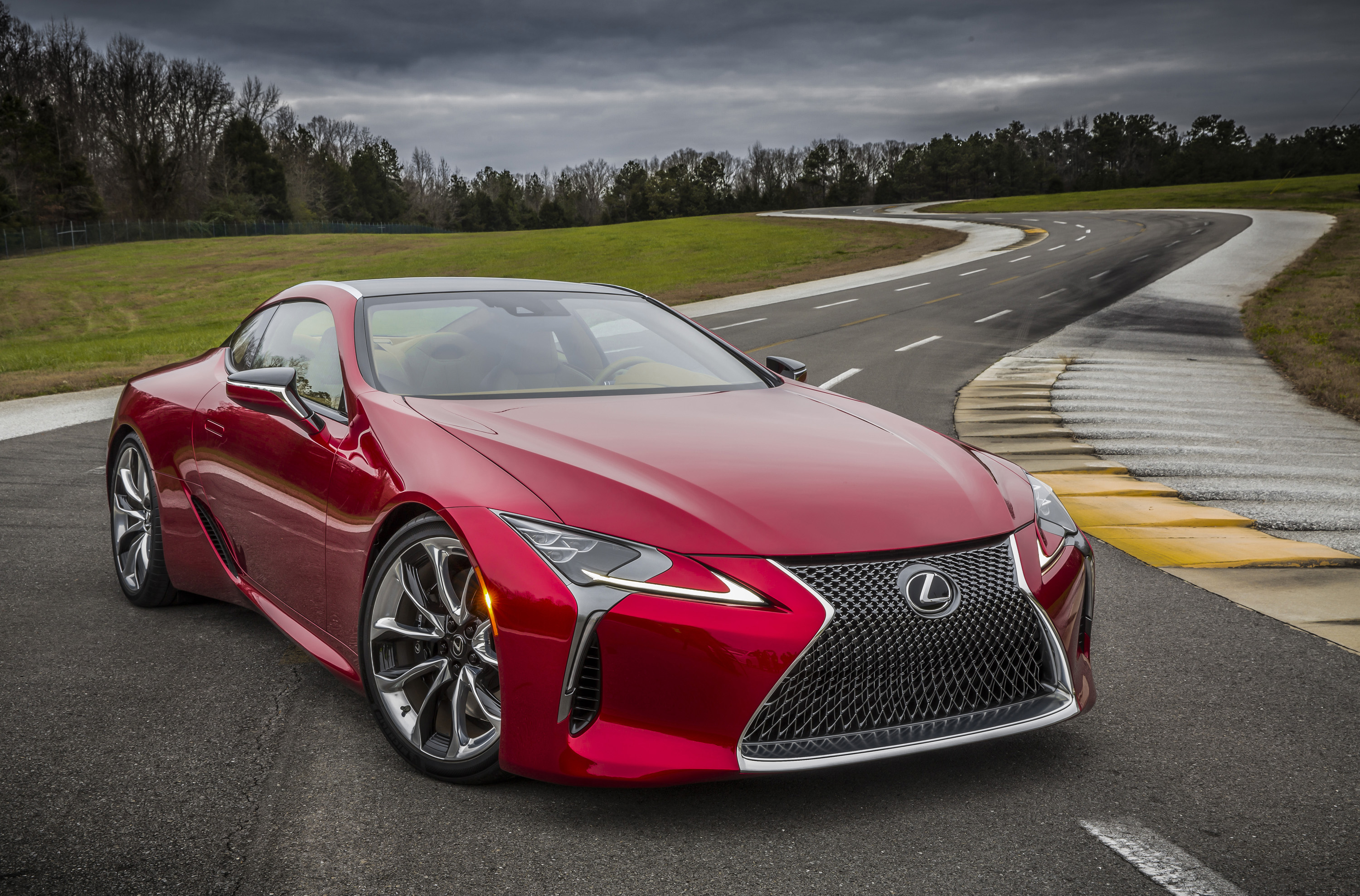 Lexus Lc 500 Debuts At The Edmonton Motor Show