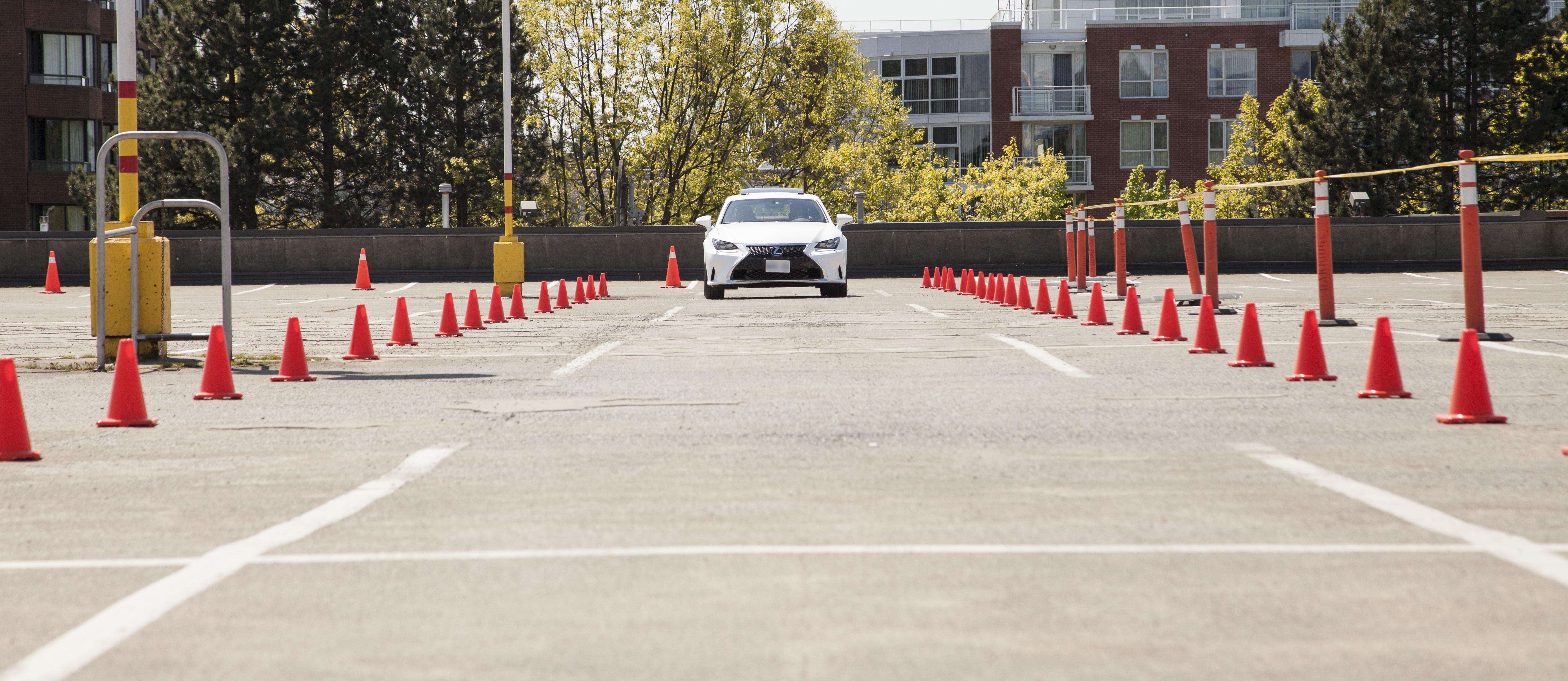 Lexus Performance Tour Edmonton