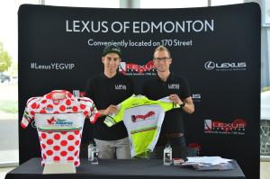 Lupus Racing Team Tour of Alberta